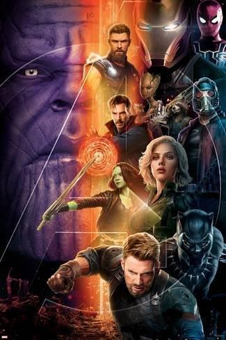 Ver Vengadores Infinity War